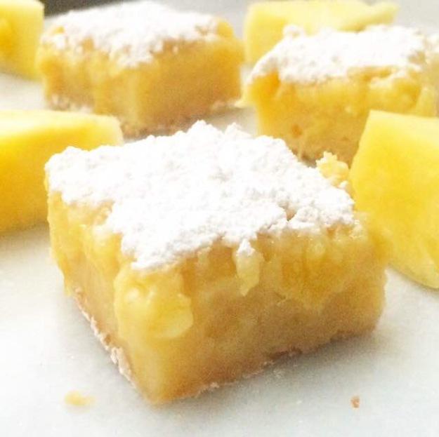 Pineapple Bars