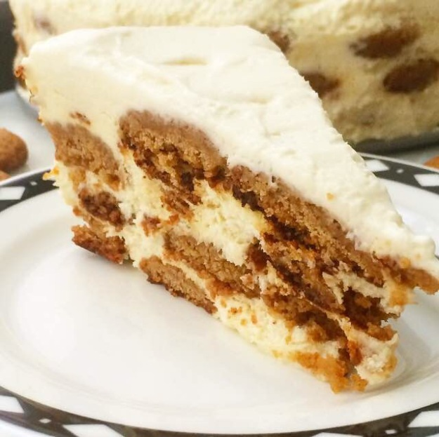 Pumpkin Wafers & Pumpkin Icebox Cake