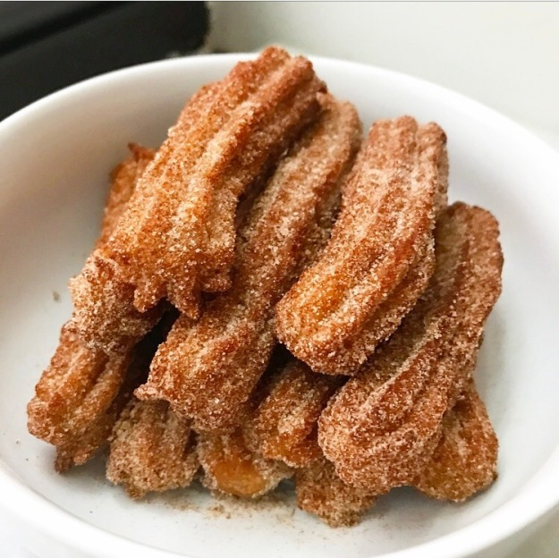 Churros {Accidentally Vegan}