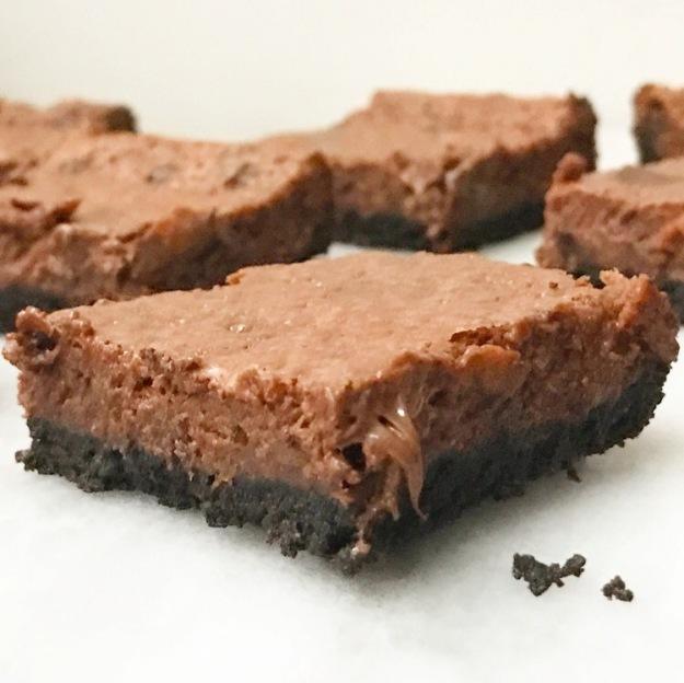 Chocolate Malt Magic Bars