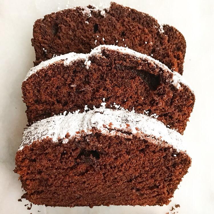 Everyday Chocolate Cake – E2 Bakes Brooklyn