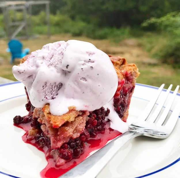 Blackberry Pie