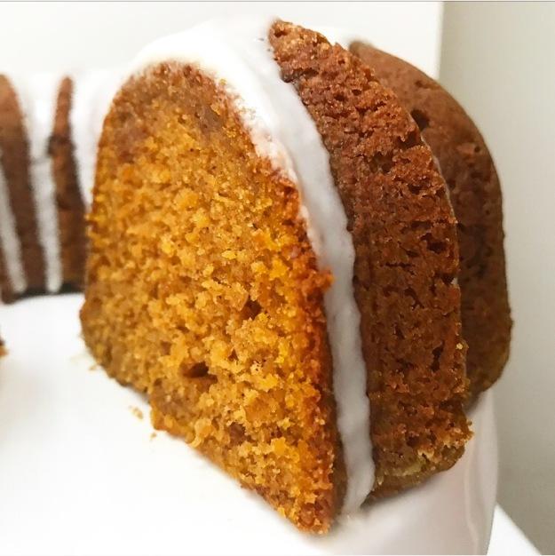Pumpkin Bundt Cake