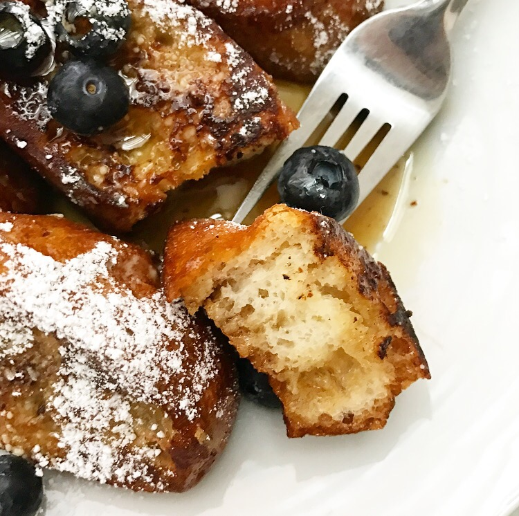 Baguette French Toast