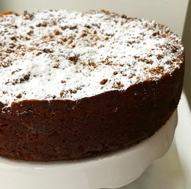 Apple Cider Coffee Cake