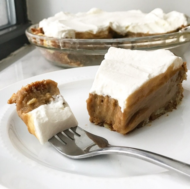 Butterscotch Cream Pie