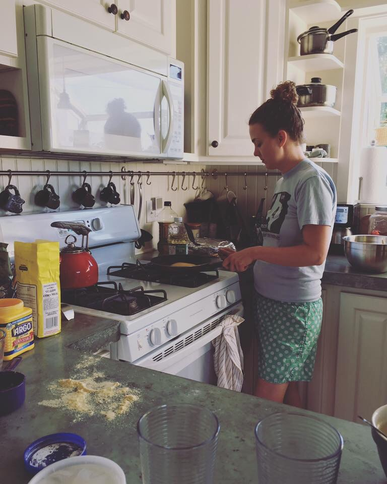 On Self-Care & Food Blogging