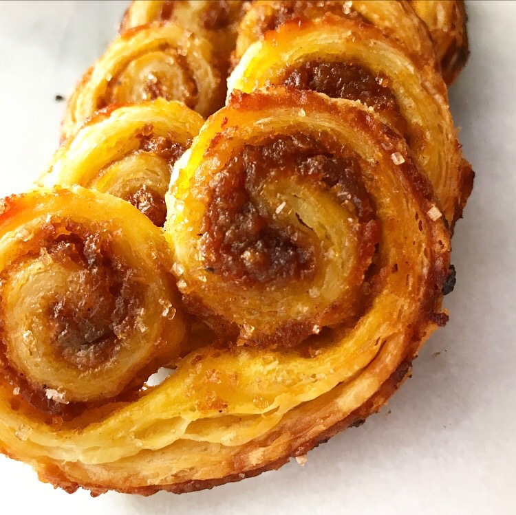 Palmiers, Two Ways