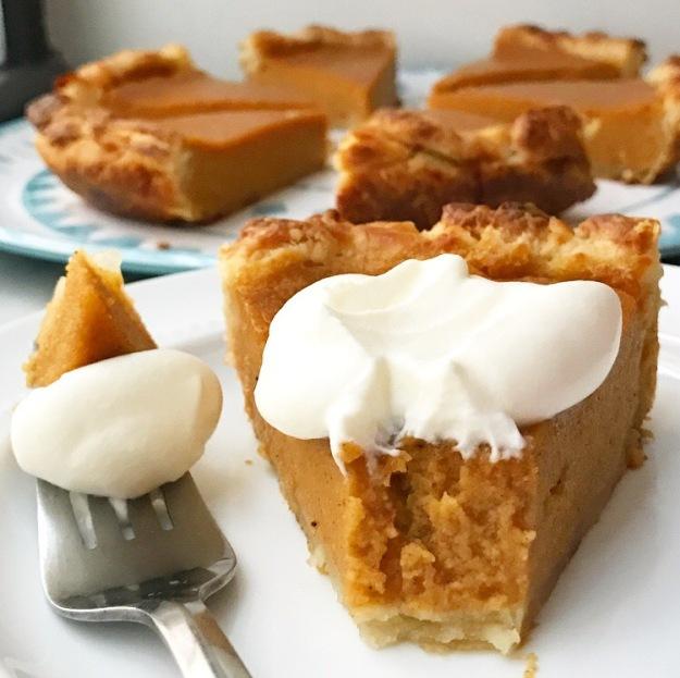 Silky Smooth Sweet Potato Pie