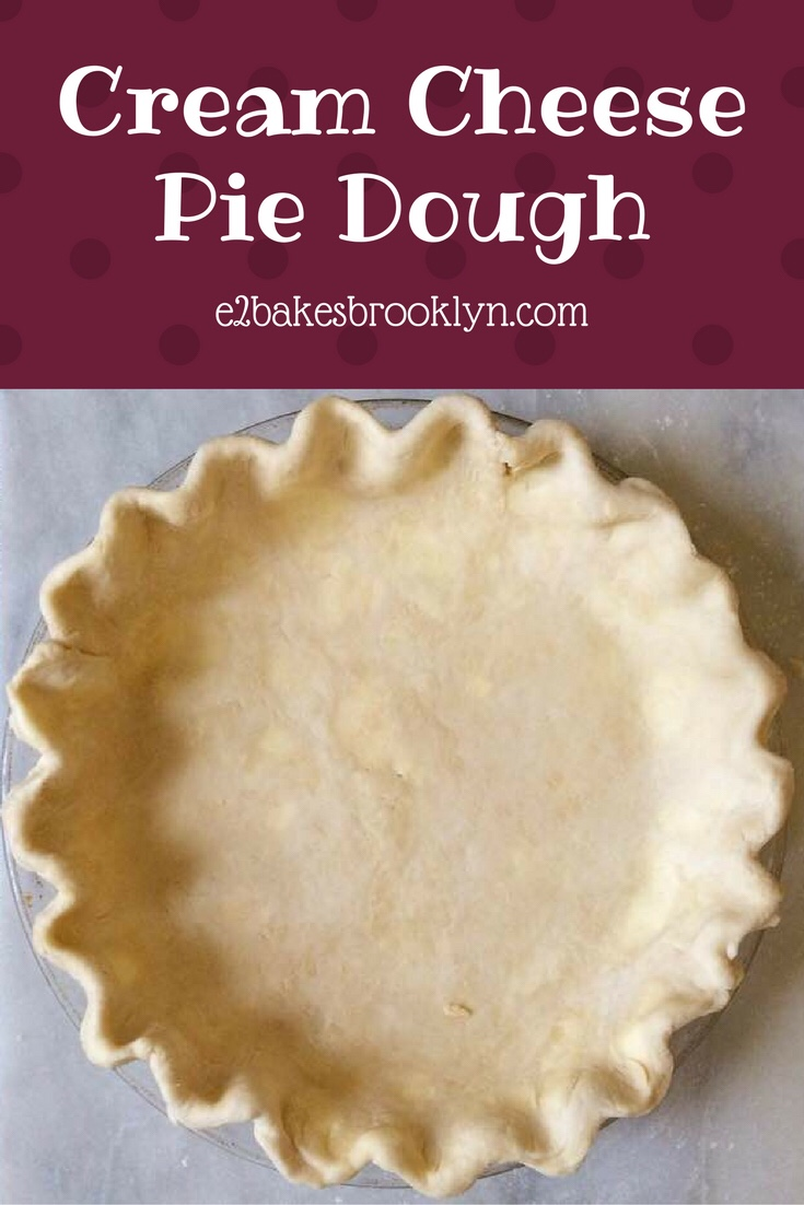 Cream Cheese Pie Dough