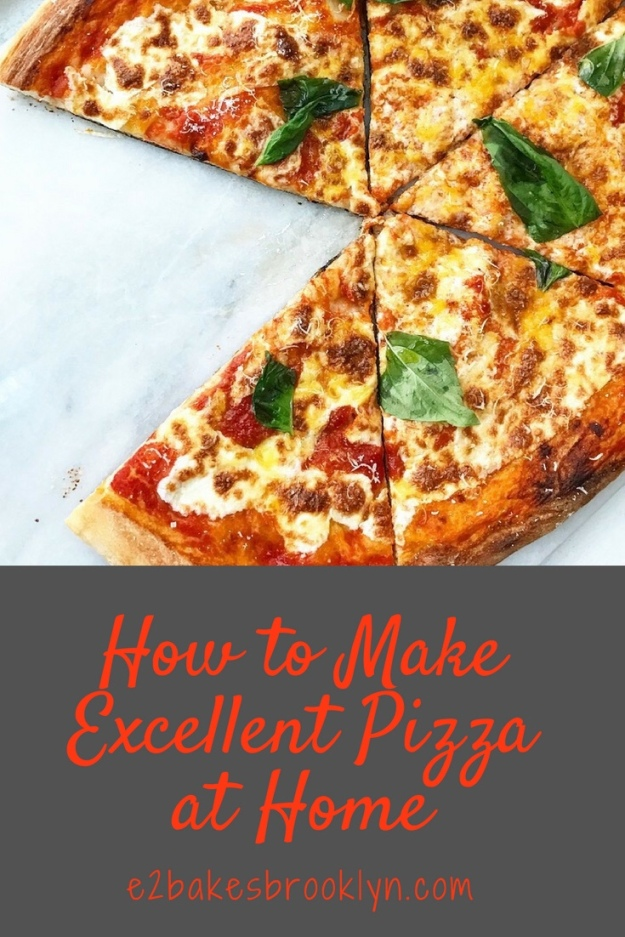 How to Make Excellent Pizza at Home