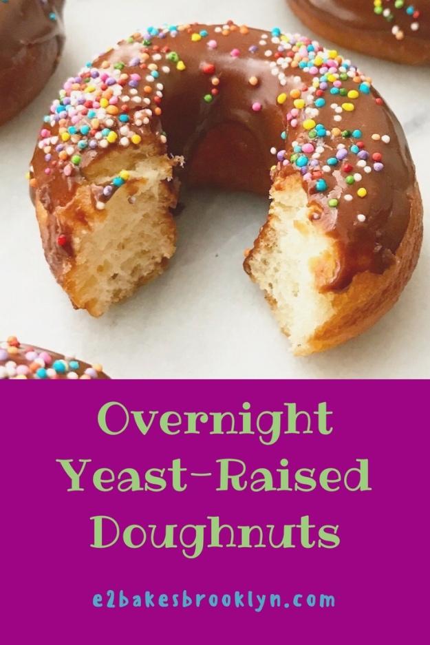 Overnight Yeast-Raised Doughnuts