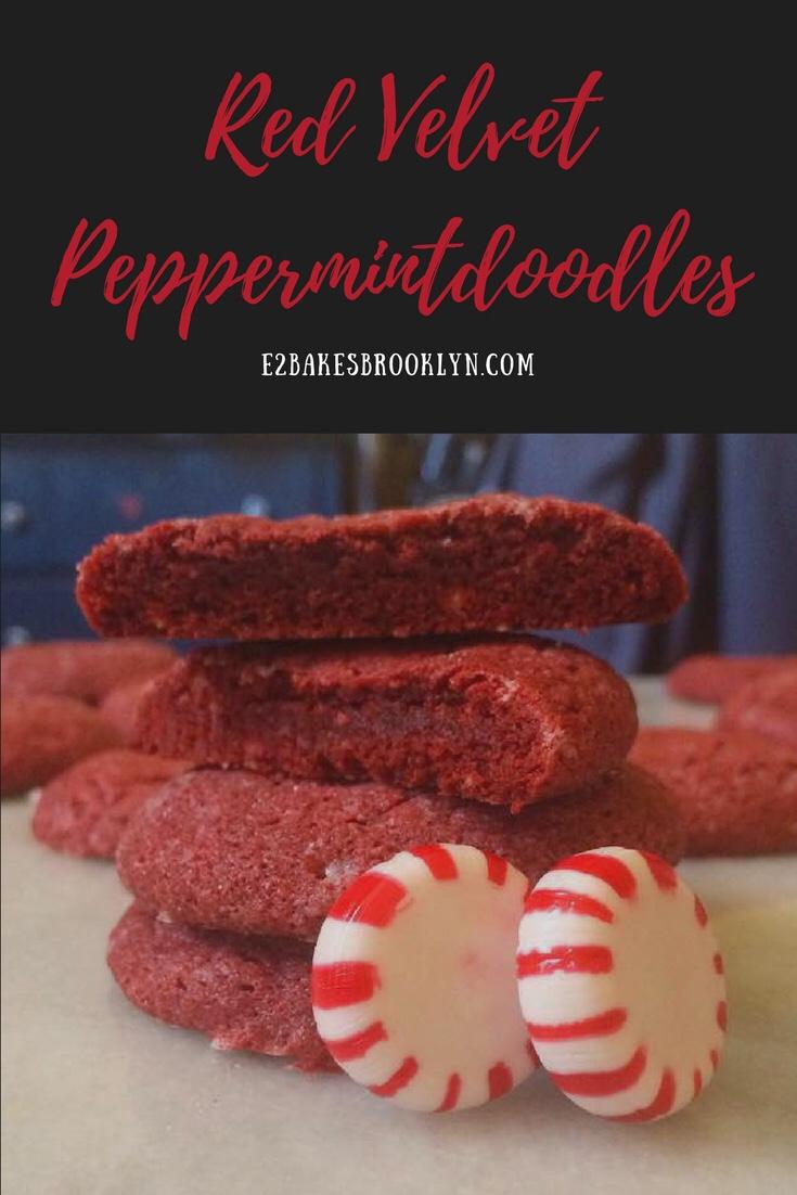 Red Velvet Peppermintdoodles