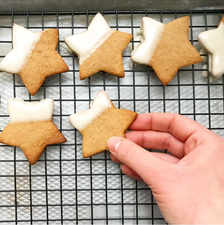 Maple Spice Stars