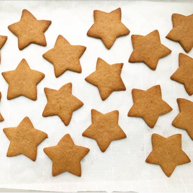 Maple Spice Stars