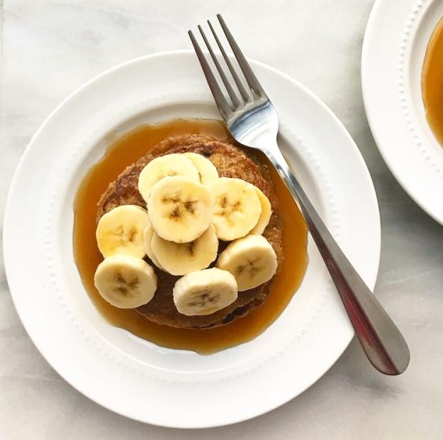 Oatmeal Blender Pancakes {Vegan & Gluten-Free}