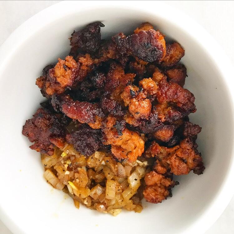 Chorizo Cornbread {Gluten-Free}