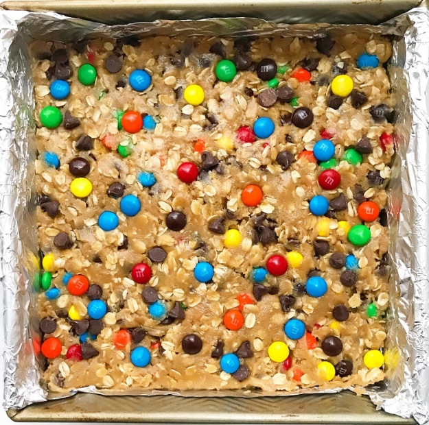 Monster Blondies