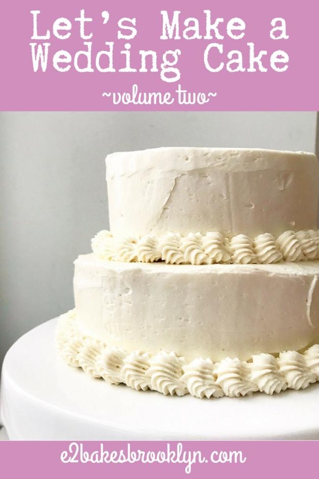 Let's Make a Wedding Cake, Vol. 2
