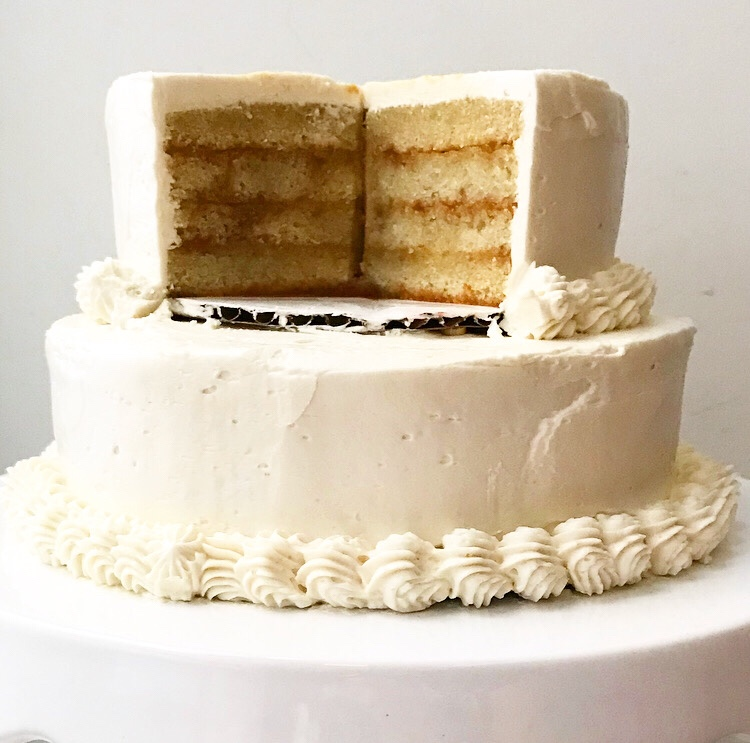 Let's Make a Wedding Cake, Vol. 1