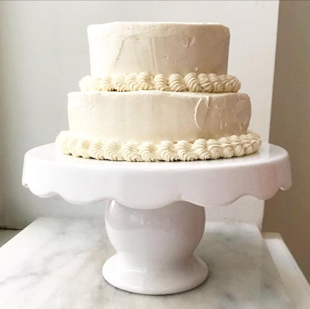 Let S Make A Wedding Cake Vol 2 Swiss Meringue Buttercream The Game Plan E2 Bakes Brooklyn