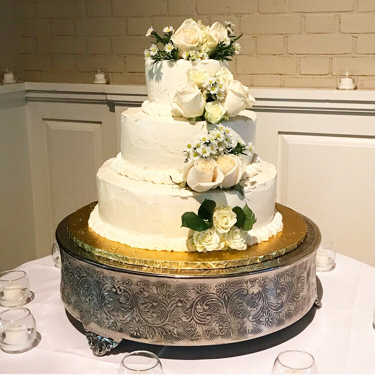 wedding cake – E2 Bakes Brooklyn
