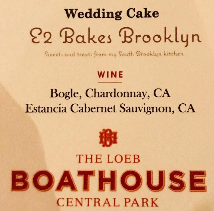 wedding cake – E2 Bakes Brooklyn
