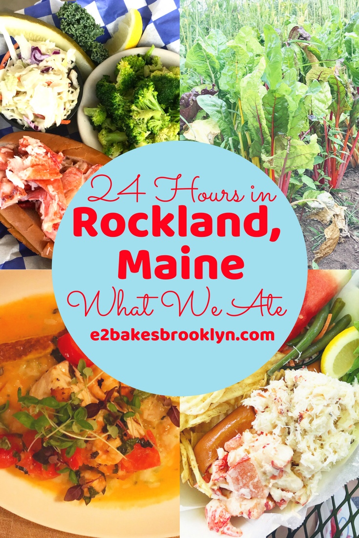 24 Hours in Rockland, Maine: What We Ate