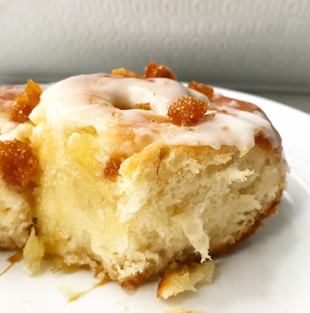 Pineapple Sweet Rolls
