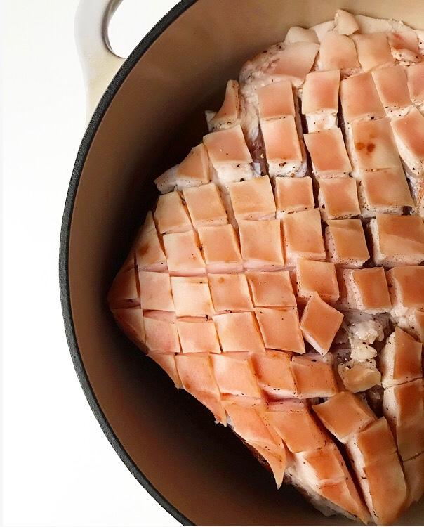 Slow-Roasted Pulled Pork