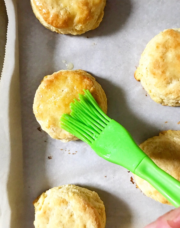 Cornmeal Biscuits