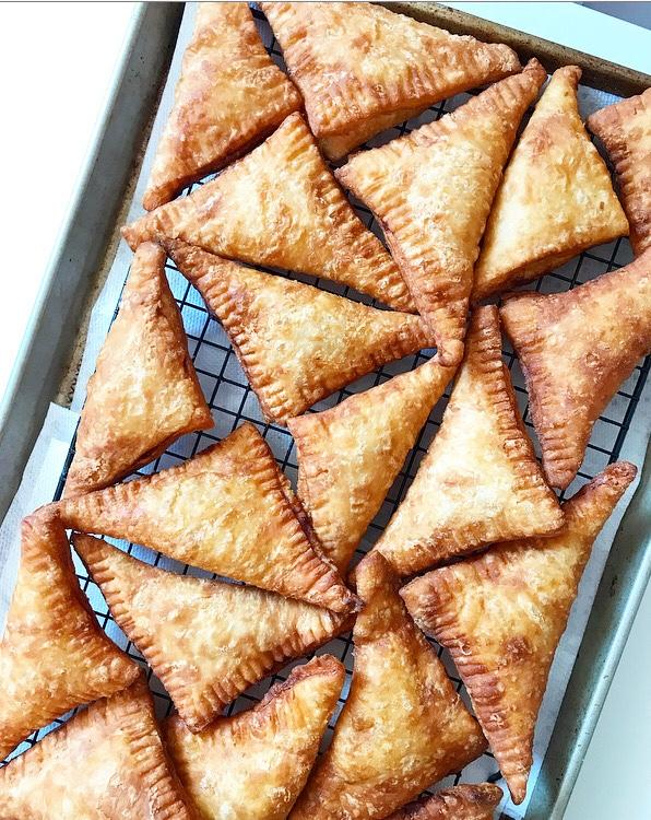 Fried Pineapple Pies