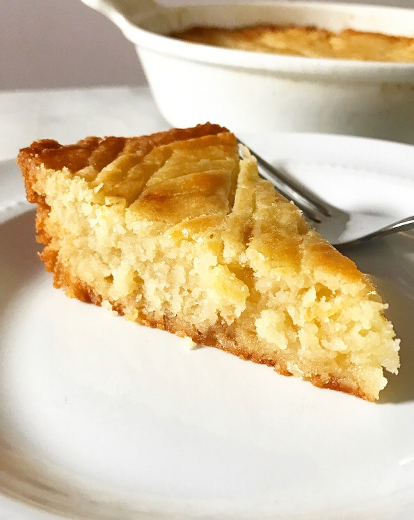 Boterkoek {Dutch Butter Cake}
