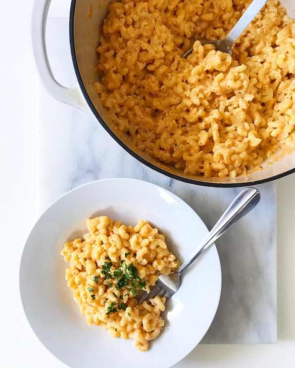 15 Minute Stovetop Mac & Cheese