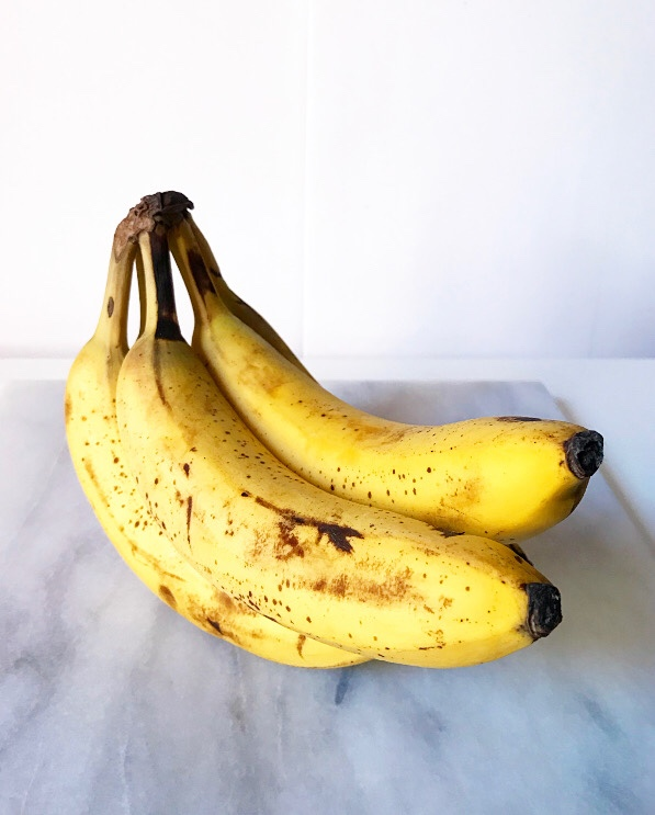 Caramelized Banana Milkshakes