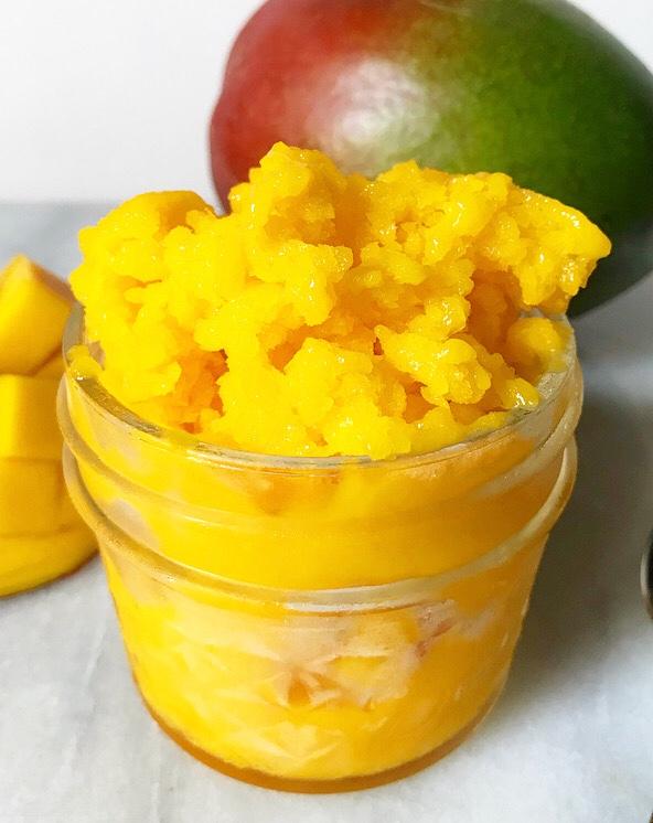 Mango Granita