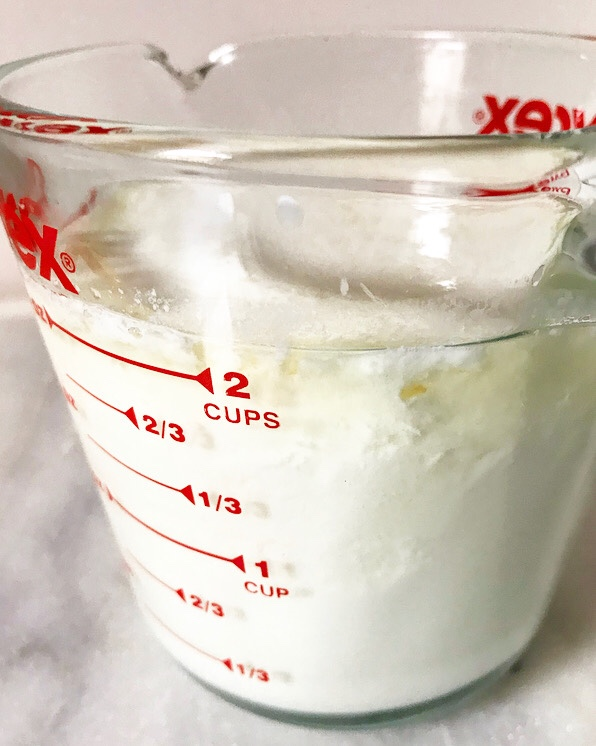 How to Make Buttermilk Substitute