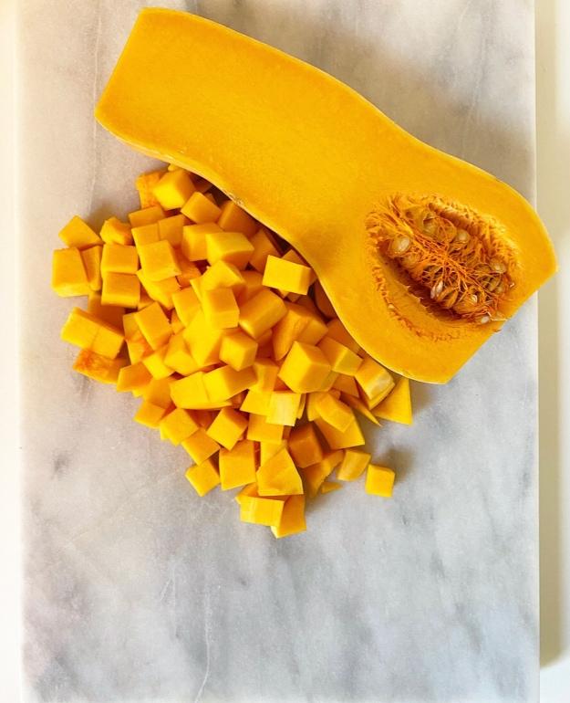 Butternut Squash Chili {Vegan}