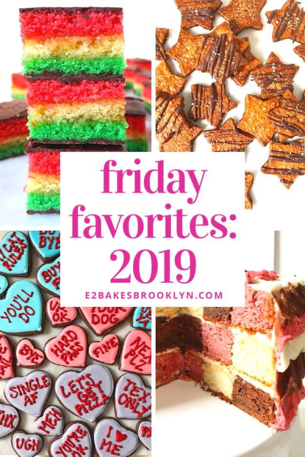 Friday Favorites: 2019