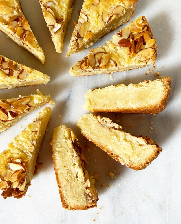 Almond Boterkoek {Dutch Butter Cake}