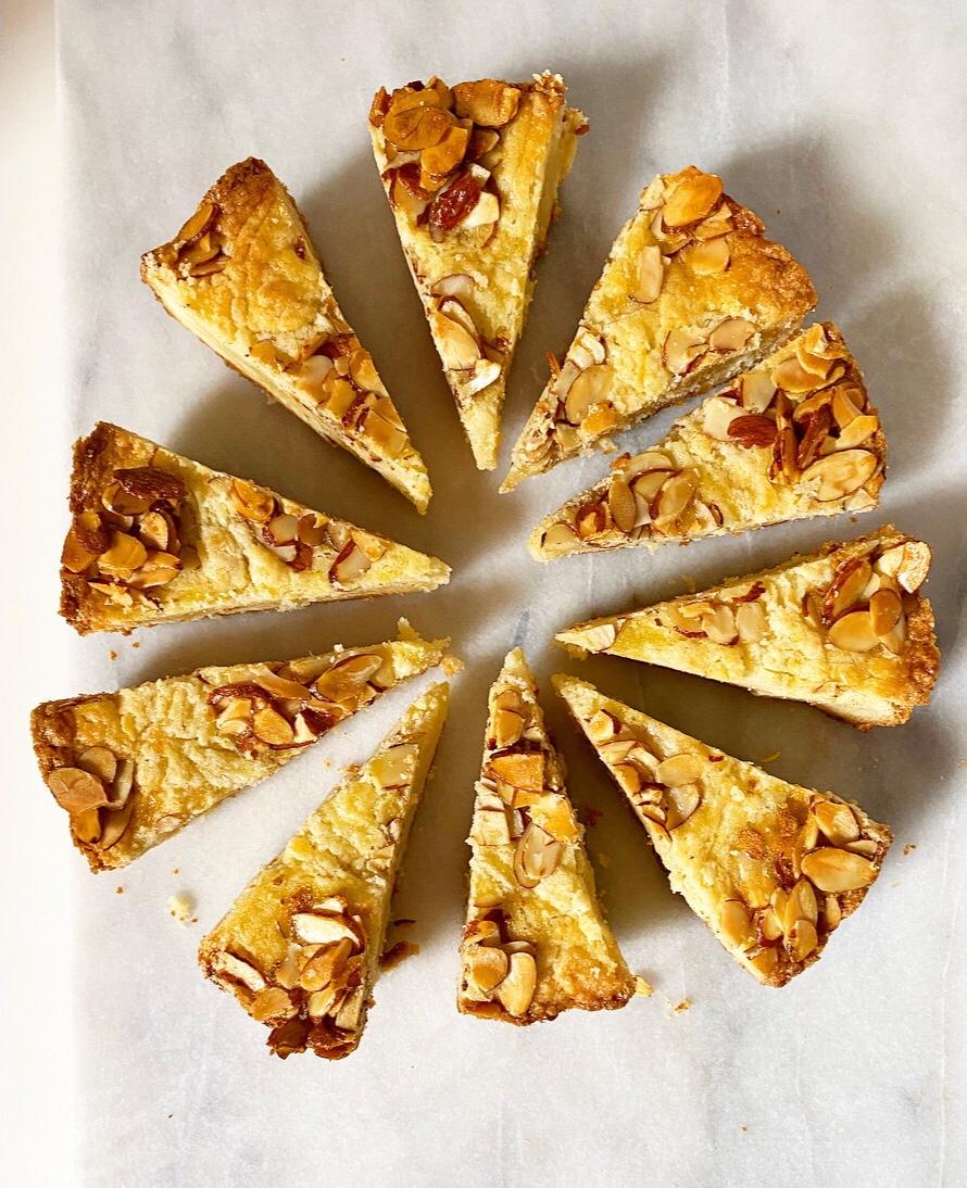 Almond Boterkoek {Dutch Butter Cake}
