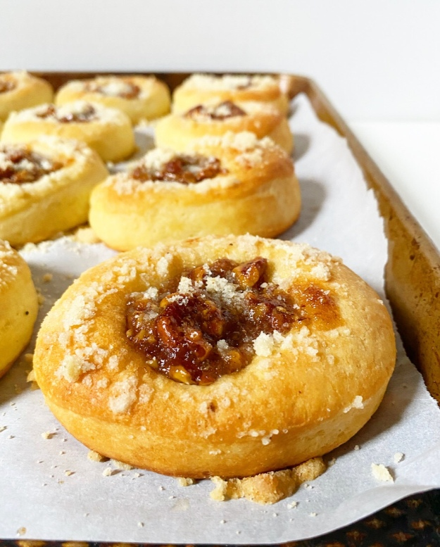Pecan Pie Kolaches