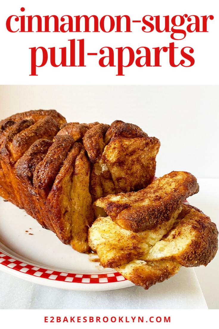 Cinnamon-Sugar Pull-Aparts