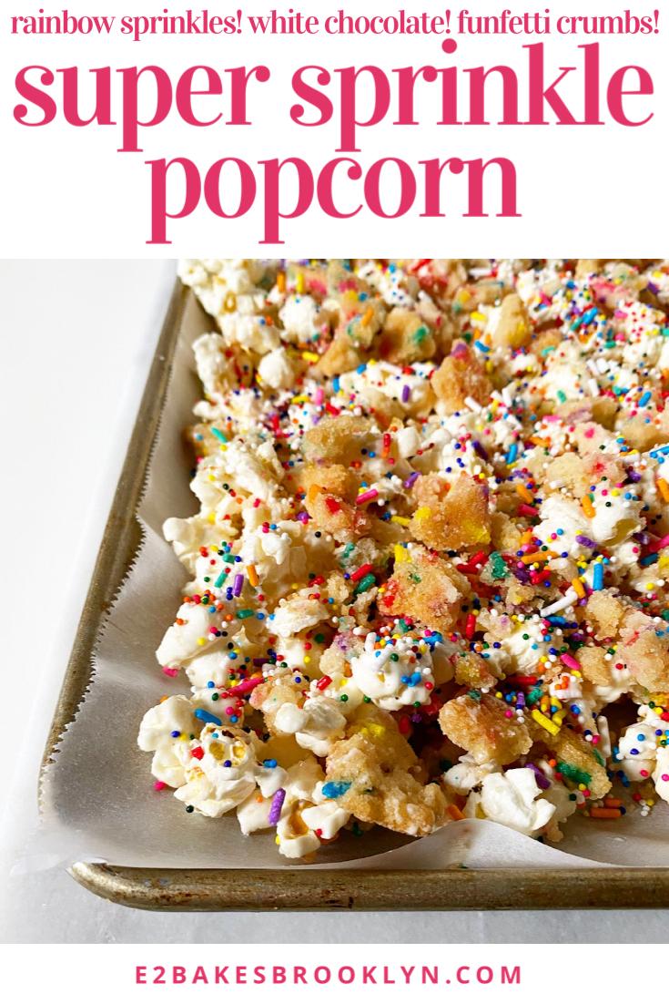 Super Sprinkle Popcorn