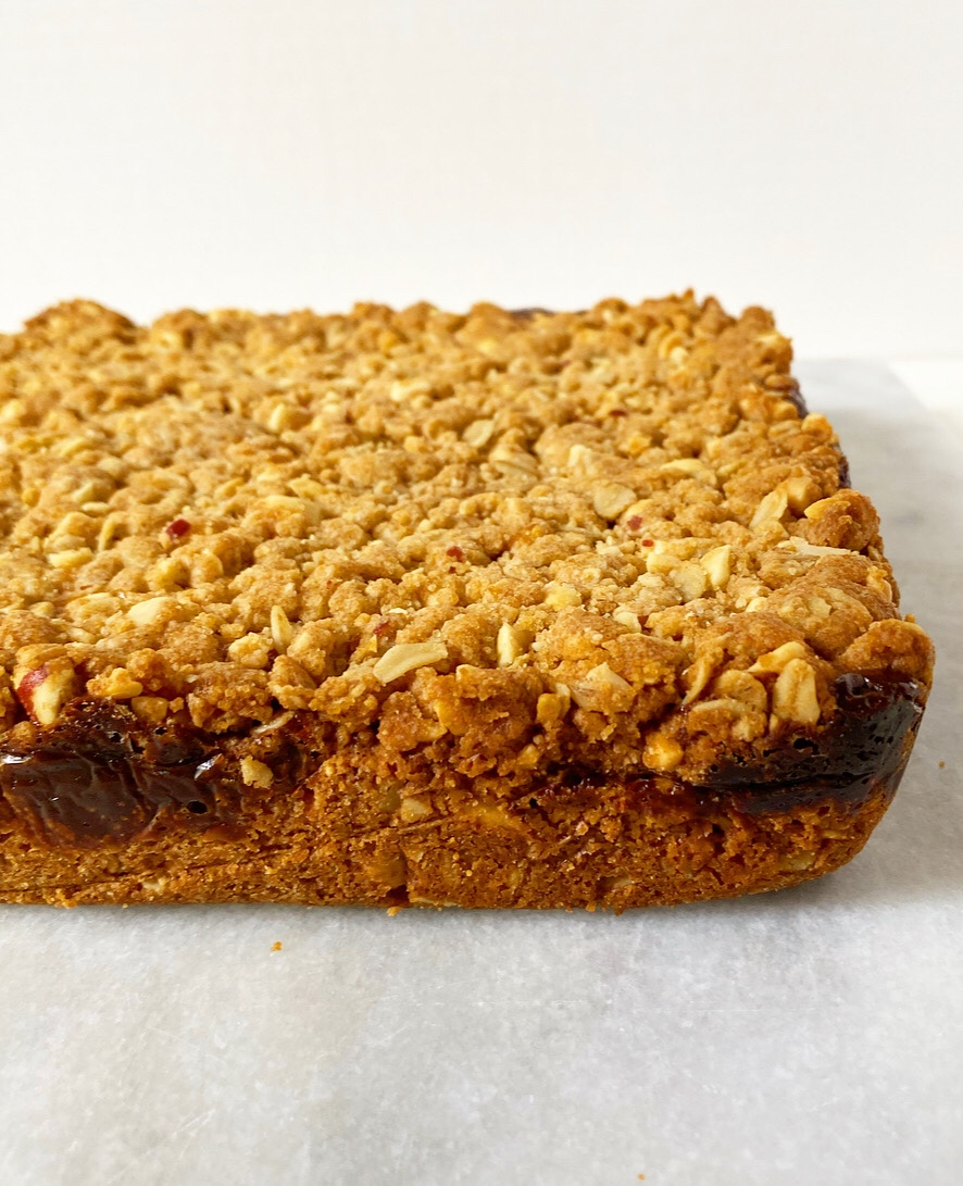 Peanut Butter Carmelitas