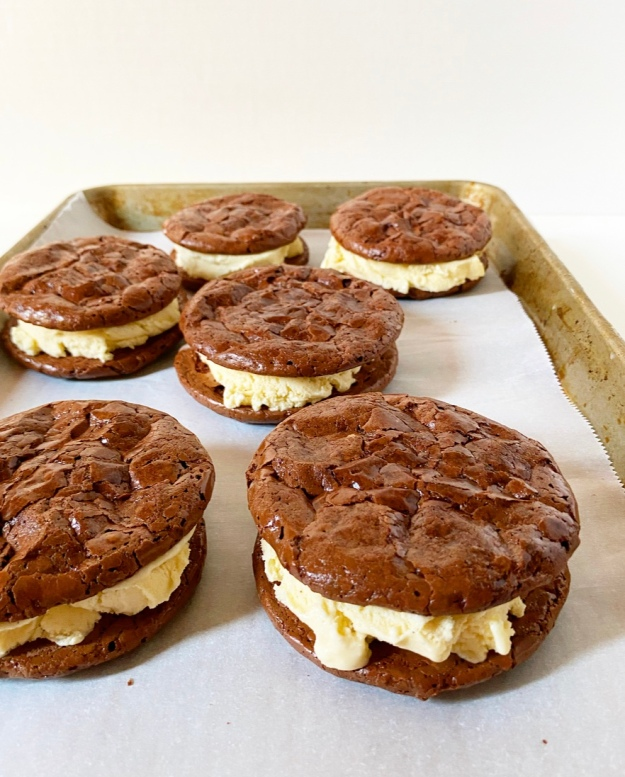 Easy Gluten-Free Ice Cream Sandwiches