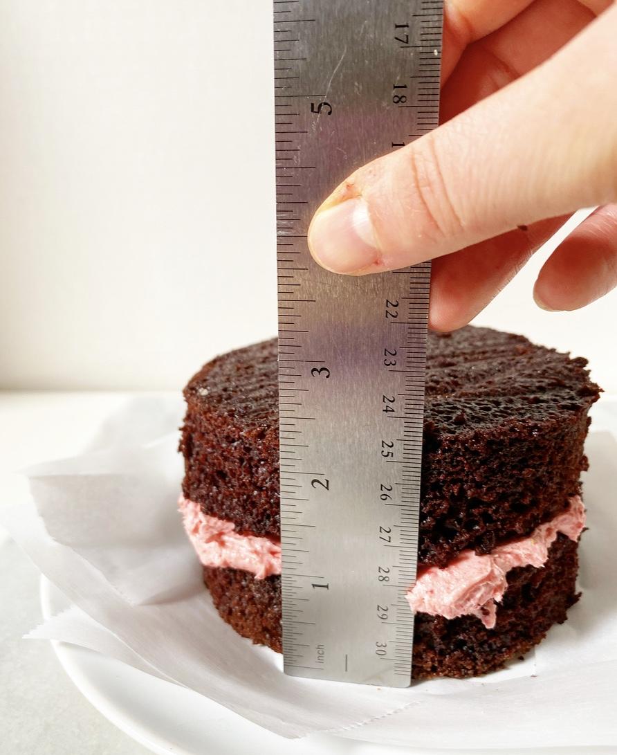 How to Make Mini Layer Cakes