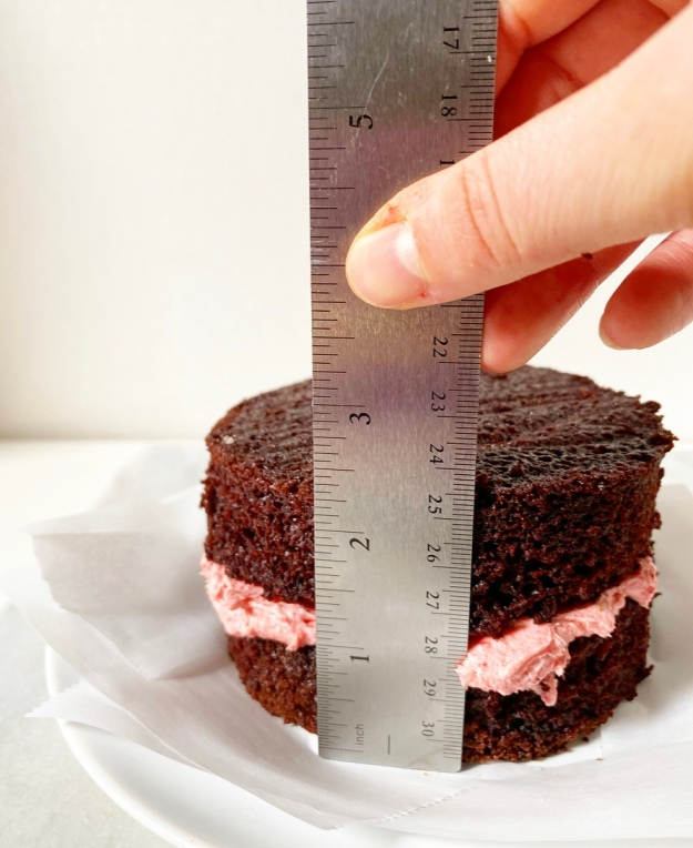 How to Make Mini Layer Cakes