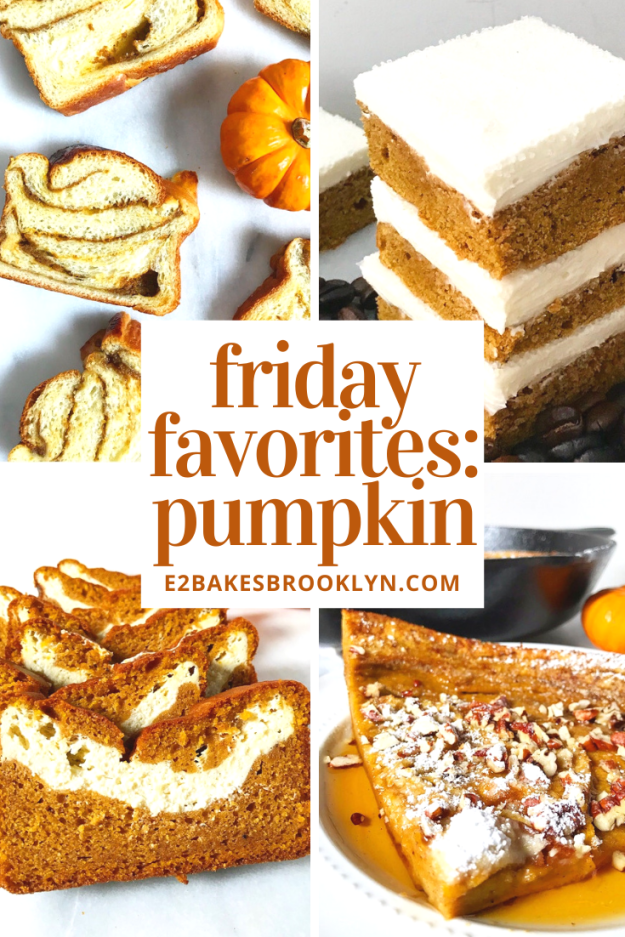 Friday Favorites: Pumpkin