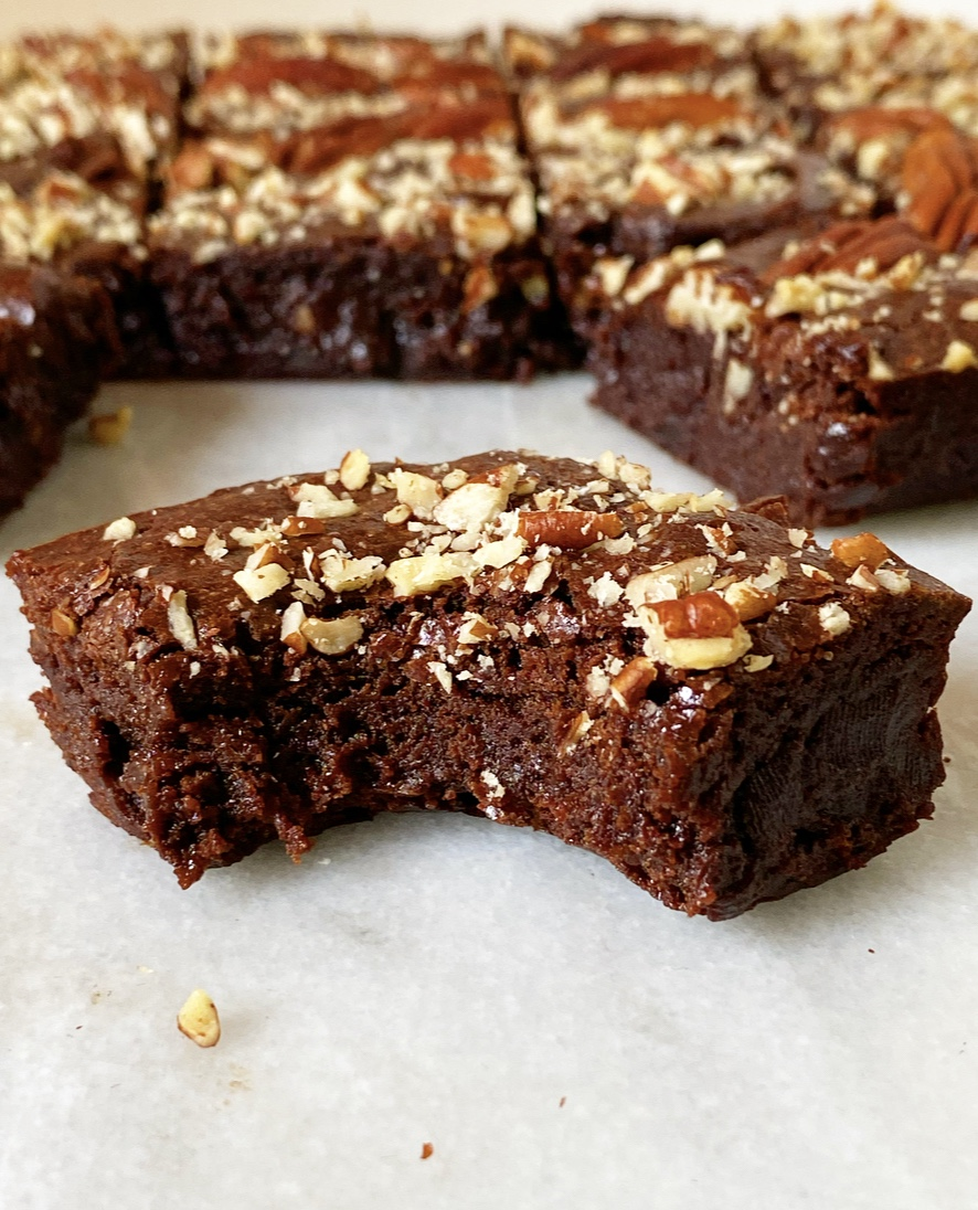 Cocoa Brownies {Five Year Anniversary!}